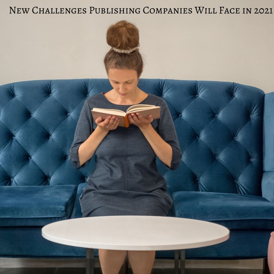 Challenges for Publishing Companies