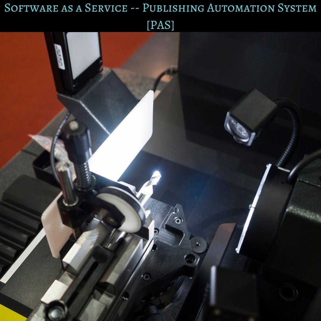 Publishing Automation System