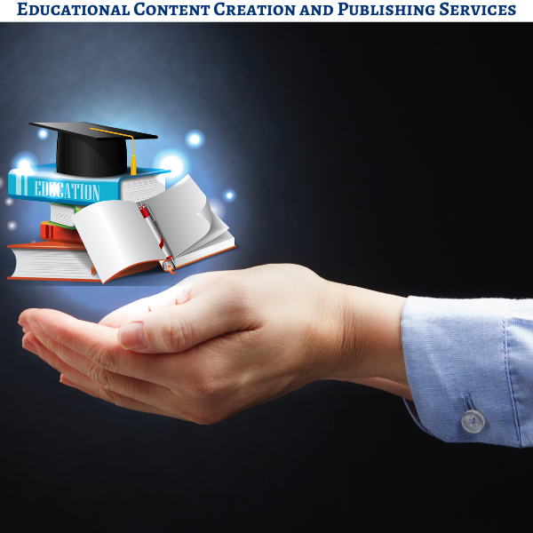 Educational Content Creation and Publishing Services