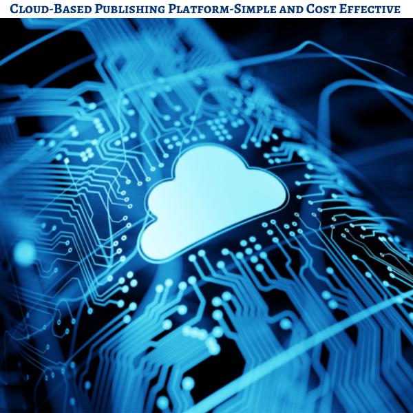 Cloud-Based Publishing Platform